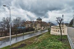 Przyciągania miejscowość wypoczynkowa Pyatigorsk, Stavropol Krai, Ru Zdjęcie Stock