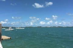 Przyciągania w Bermuda zdjęcie royalty free