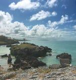 Przyciągania w Bermuda obrazy stock