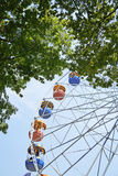 Przyciąganie w parku Fotografia Stock