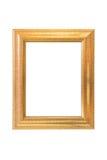 przycinanie zawierać ramowego odizolowane ścieżki zdjęcia drewna Zdjęcie Royalty Free