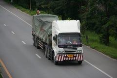 Przyczepy ciężarówka Obrazy Stock