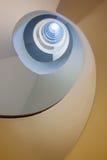 Przyglądający up schody Zdjęcie Stock