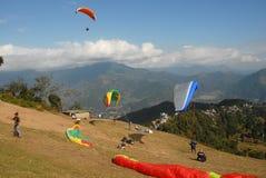 przygoda Nepal Zdjęcia Royalty Free