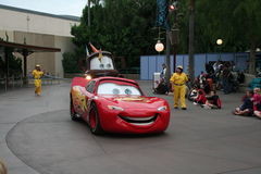 przygody California Disney parada s Fotografia Royalty Free