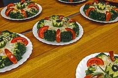 Przygotowania jedzenie 22 Fotografia Royalty Free