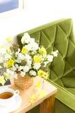 przygotowania kwiat Obraz Royalty Free