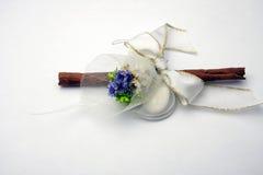 przygotowania kwiat Obrazy Royalty Free