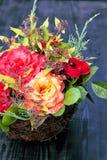 Przygotowania kwiaty Zdjęcia Royalty Free