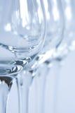 przygotowania szczegółu szklany makro- wino Fotografia Royalty Free