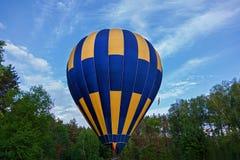 Przygotowanie dla wodowanie balon Zdjęcie Royalty Free