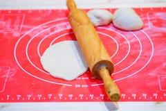 Przygotowanie dla wypiekowego chleba zdjęcie royalty free