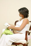 przygotowanie dziecka Fotografia Royalty Free