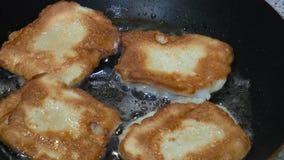 Przygotowanie rybi naczynia zdjęcie wideo
