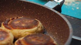 Przygotowanie serowi torty zbiory wideo