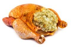 Przygotowany kurczak Dla Gotować obrazy stock