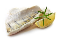 Przygotowany rybi przepasuje obrazy royalty free