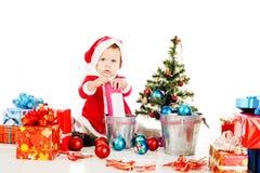 Przygotowywać dla christmass zdjęcie stock