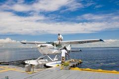 Przygotowywać Hydroplane Obraz Stock