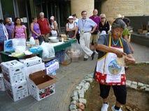 przygotowywający dostaje chlebowy kucharz obrazy stock