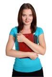 przygotowywający szkolny uczeń Obraz Stock