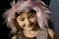 przygotowywająca dziewczyny maskarada Obraz Royalty Free