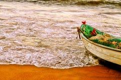 Przygotowywający dla przygoda puszka morze Zdjęcie Stock