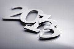 Przygotowywający dla roku 2013 Zdjęcie Stock