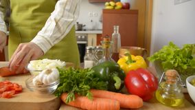 przygotowywanie żywności zdjęcie wideo