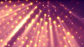 Przyjęć świateł błysk 2 zdjęcie wideo
