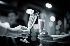 Przyjęcia weselnego małżeństwa przyjęcie Zdjęcia Royalty Free