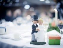 Przyjęcia weselnego małżeństwa przyjęcie Obrazy Royalty Free