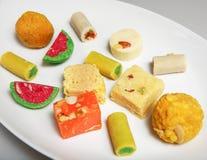 przyjęcie świąteczne hindusa słodycze Obraz Royalty Free