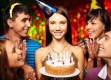 Przyjęcie urodzinowe zdjęcia royalty free