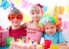 przyjęcie urodzinowe Obrazy Stock