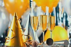 Przyjaźni świętowanie Pije otuchy szczęścia pojęcie Obraz Royalty Free