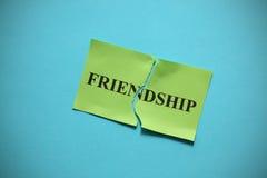 Przyjaźni awaria obraz royalty free