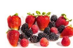 Przyjaciel opowiada truskawkowego ` s ` s jeżynowego malinowego ` s jagodowy ` s Fotografia Stock