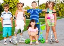 przyjaciela preschool obrazy royalty free