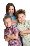 przyjaciele dziecka fotografia stock
