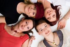 przyjaciele na zawsze Zdjęcie Stock
