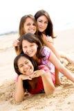 przyjaciele nastoletni zdjęcia stock
