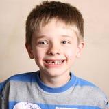 przyjacielska chłopca zdjęcie royalty free
