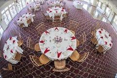 Przyjęcia weselnego miejsce wydarzenia Obrazy Royalty Free