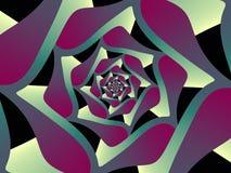 Przyjemna spirala Obraz Stock