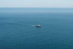 Przyjemności łódź Zdjęcie Stock