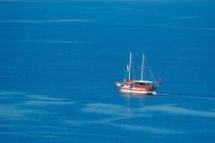 Przyjemności łódź Obraz Stock