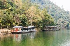 Przyjemności łódź Zdjęcie Royalty Free