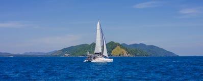 Przyjemności łodzie Fotografia Stock