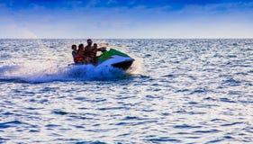 Przyjemności łodzie Zdjęcia Stock